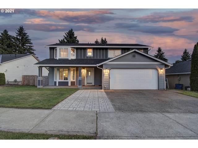 10407 NE 80TH St, Vancouver, WA 98662 (MLS #21000961) :: Premiere Property Group LLC