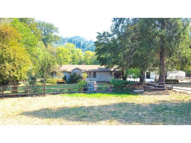 252 Forest Rd, Myrtle Creek, OR 97457 (MLS #21001369) :: Premiere Property Group LLC