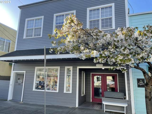 1312 Bay St, Florence, OR 97439 (MLS #21001690) :: Coho Realty