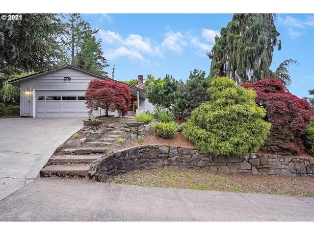 544 NE Carole St, Estacada, OR 97023 (MLS #21001838) :: Townsend Jarvis Group Real Estate