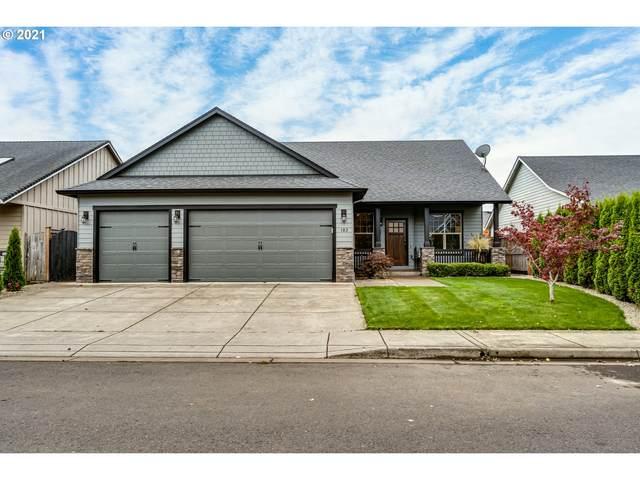 183 Auburn Ln, Creswell, OR 97426 (MLS #21002182) :: The Haas Real Estate Team