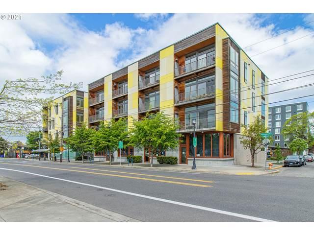 1455 N Killingsworth St #303, Portland, OR 97217 (MLS #21002218) :: Real Estate by Wesley