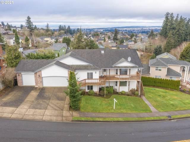 2935 NW Utah St, Camas, WA 98607 (MLS #21002255) :: Real Tour Property Group