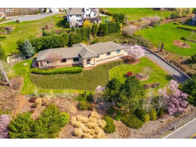 24000 NE 128TH St, Brush Prairie, WA 98606 (MLS #21002270) :: Brantley Christianson Real Estate
