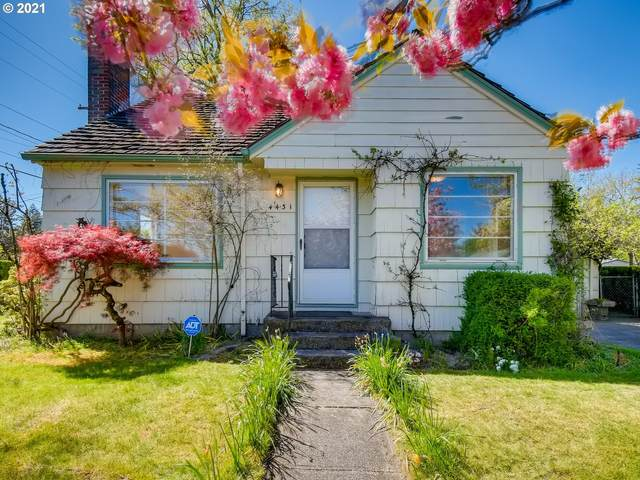 4431 SE 114TH Ave, Portland, OR 97266 (MLS #21002351) :: Tim Shannon Realty, Inc.