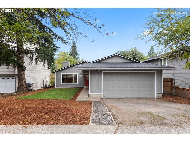 12535 SW Pathfinder Ct, Tigard, OR 97223 (MLS #21002376) :: Premiere Property Group LLC