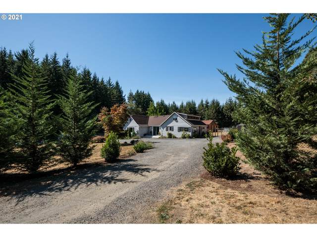 60409 Rays Way, St. Helens, OR 97051 (MLS #21002829) :: Premiere Property Group LLC