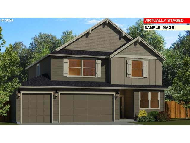 110 W 19th St, Lafayette, OR 97127 (MLS #21003045) :: Tim Shannon Realty, Inc.