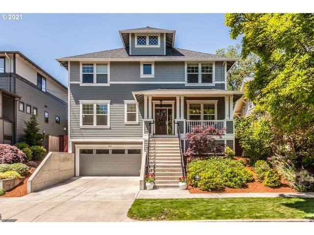 4833 SE 36TH Pl, Portland, OR 97202 (MLS #21003106) :: The Haas Real Estate Team