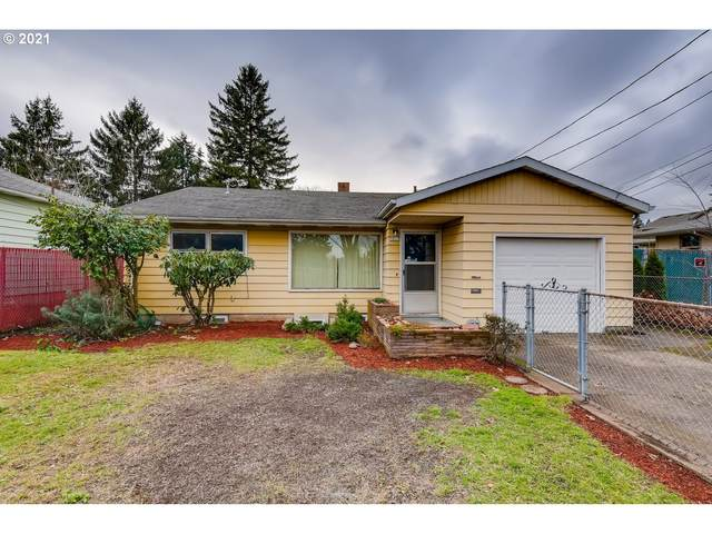 5023 SE 100TH Ave, Portland, OR 97266 (MLS #21003202) :: Song Real Estate