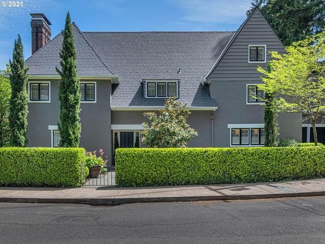 2624 SW Talbot Rd, Portland, OR 97201 (MLS #21003390) :: Beach Loop Realty