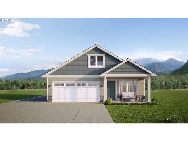 170 65th Pl, Springfield, OR 97478 (MLS #21003707) :: Song Real Estate