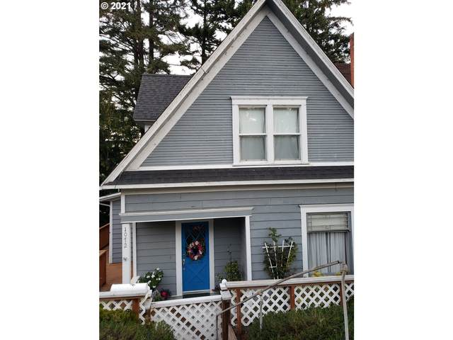 1072 Elrod Ave, Coos Bay, OR 97420 (MLS #21004038) :: Townsend Jarvis Group Real Estate