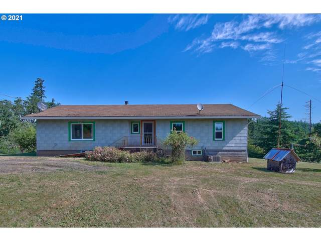 42200 SW Fort Hill Rd, Willamina, OR 97396 (MLS #21004055) :: Brantley Christianson Real Estate