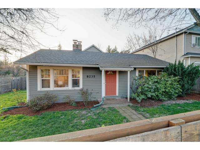 8235 SE 45TH Ave, Portland, OR 97206 (MLS #21004175) :: Townsend Jarvis Group Real Estate