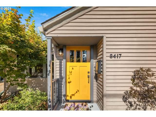 8417 N Exeter Ave, Portland, OR 97203 (MLS #21004306) :: Premiere Property Group LLC
