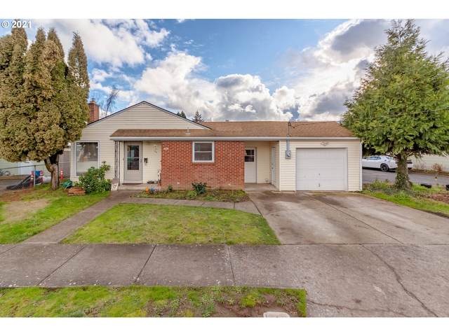 760 W Sherman St, Lebanon, OR 97355 (MLS #21004364) :: The Haas Real Estate Team