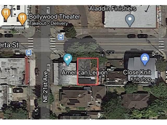 2112 NE Alberta St, Portland, OR 97211 (MLS #21004417) :: Holdhusen Real Estate Group