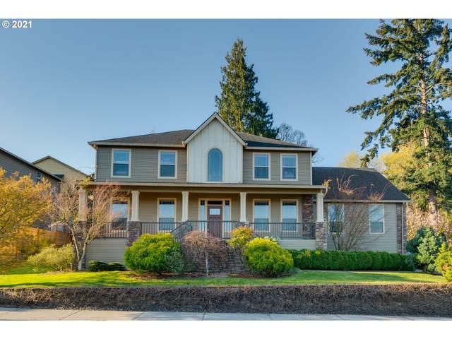 1705 NE 72ND Cir, Vancouver, WA 98665 (MLS #21004492) :: RE/MAX Integrity