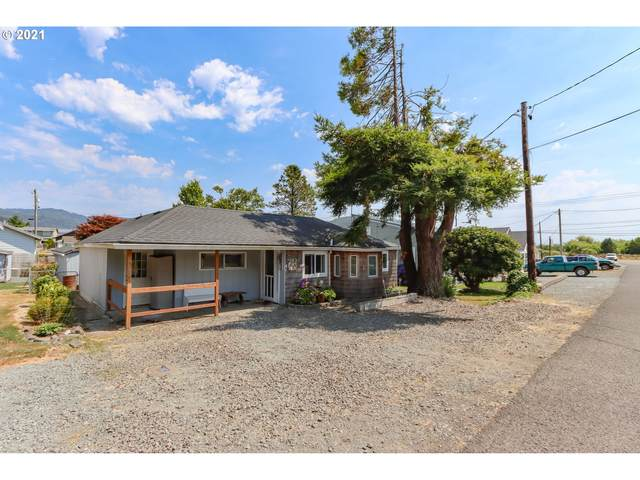 110 Eleventh St, Garibaldi, OR 97118 (MLS #21004686) :: Premiere Property Group LLC