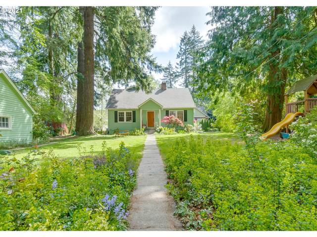 8952 SW 25TH Ave, Portland, OR 97219 (MLS #21004930) :: The Liu Group
