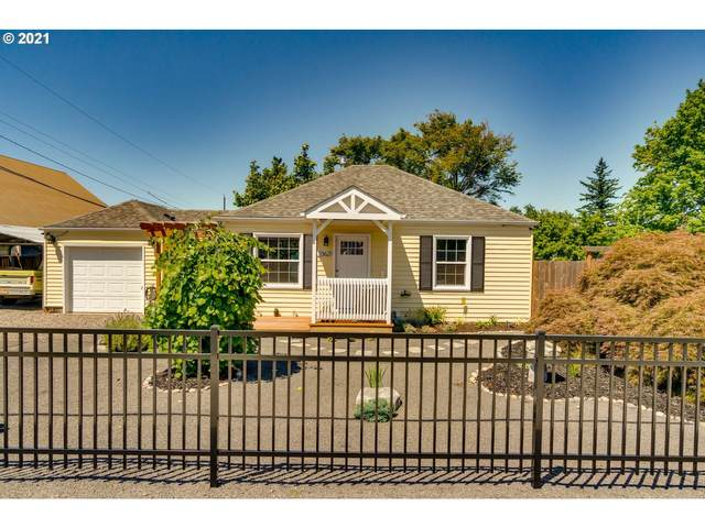 23621 NE Arata Rd, Wood Village, OR 97060 (MLS #21004999) :: The Pacific Group