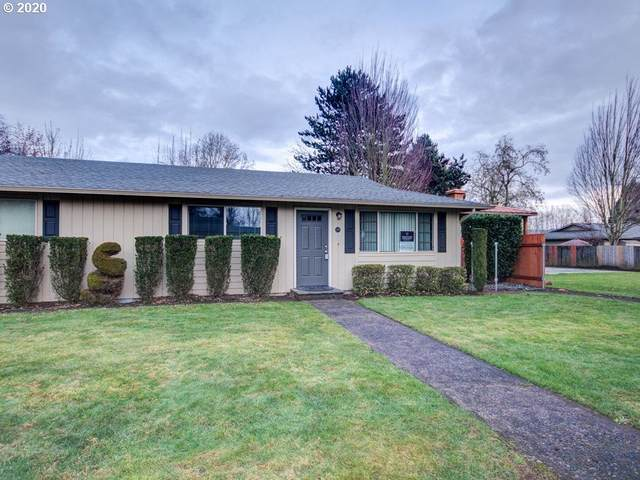 3600 A St #30, Washougal, WA 98671 (MLS #21005100) :: The Haas Real Estate Team