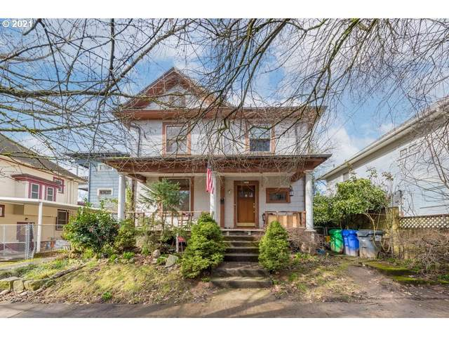 1223 SE 15TH Ave, Portland, OR 97214 (MLS #21005239) :: McKillion Real Estate Group
