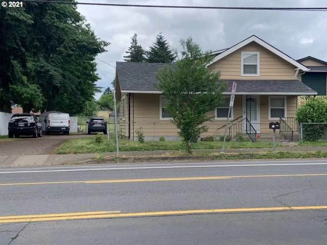 319 SE 148TH Ave, Portland, OR 97233 (MLS #21005629) :: McKillion Real Estate Group