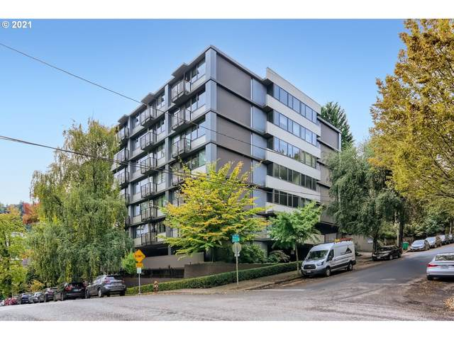 2020 SW Main St #605, Portland, OR 97205 (MLS #21005829) :: Next Home Realty Connection