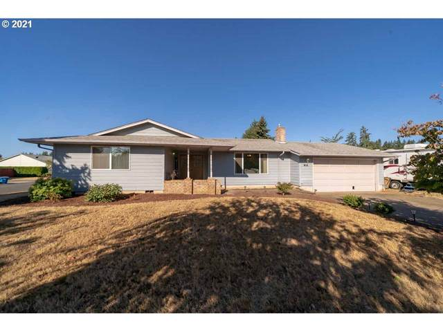 511 SW Dalmatian Ave, Sublimity, OR 97385 (MLS #21005882) :: Lux Properties