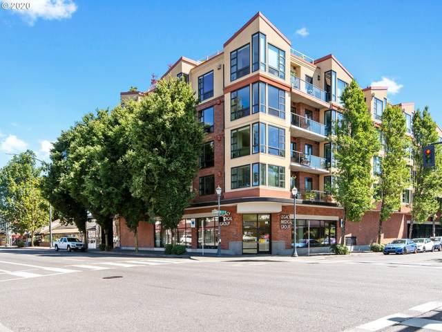 1620 NE Broadway St 214C, Portland, OR 97232 (MLS #21006263) :: McKillion Real Estate Group