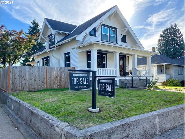 7932 SE Morrison St, Portland, OR 97215 (MLS #21006646) :: Windermere Crest Realty
