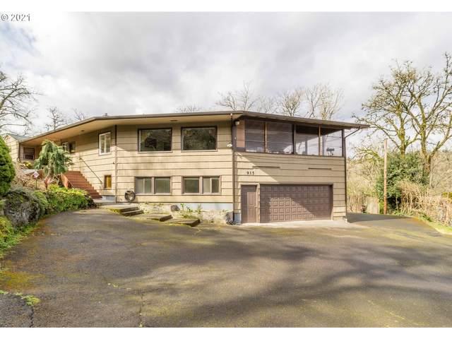 915 3RD Ave, Oregon City, OR 97045 (MLS #21006655) :: Stellar Realty Northwest