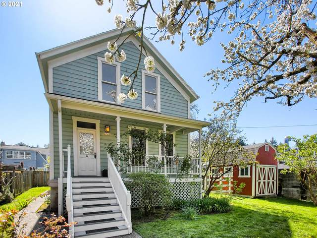 2748 NW Thurman St, Portland, OR 97210 (MLS #21006685) :: RE/MAX Integrity