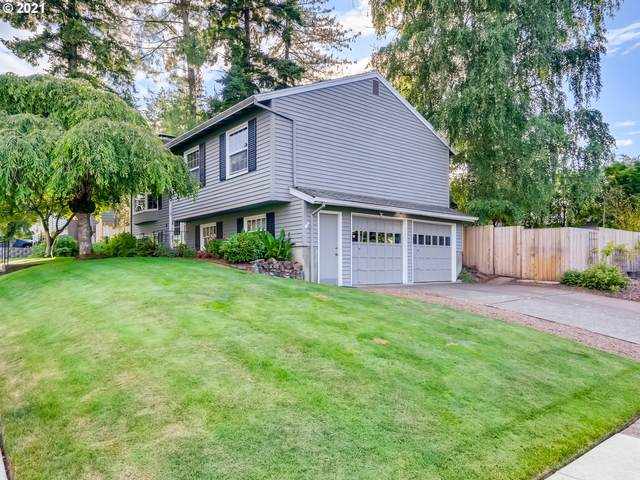 11505 SW Timberline Dr, Beaverton, OR 97008 (MLS #21006728) :: Fox Real Estate Group