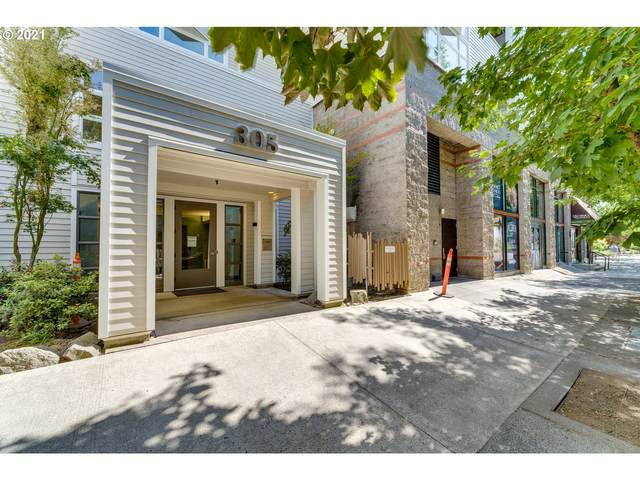 305 S Montgomery St #402, Portland, OR 97201 (MLS #21006744) :: Gustavo Group