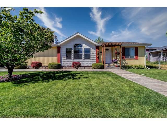 1818 Walnut St, Milton-Freewater, OR 97862 (MLS #21008567) :: McKillion Real Estate Group