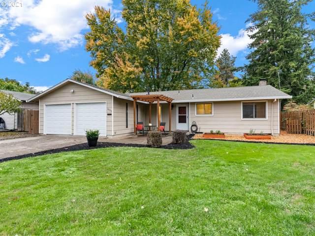18353 SW Sandra Ln, Beaverton, OR 97003 (MLS #21008888) :: Premiere Property Group LLC