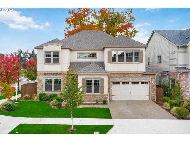 11765 SW Barcelona St, Wilsonville, OR 97070 (MLS #21008980) :: Brantley Christianson Real Estate