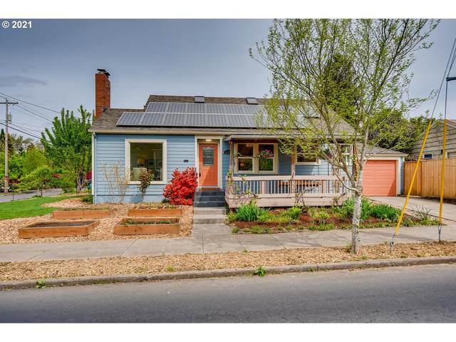 5305 SE Stark St, Portland, OR 97215 (MLS #21009118) :: Duncan Real Estate Group