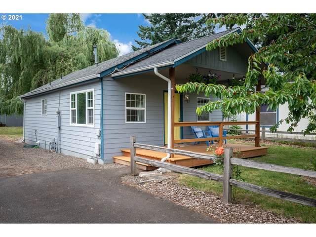 7782 SE Harmony Dr, Milwaukie, OR 97222 (MLS #21009344) :: The Haas Real Estate Team