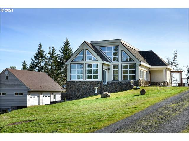 32821 Tate Rd, Creswell, OR 97426 (MLS #21009442) :: Duncan Real Estate Group