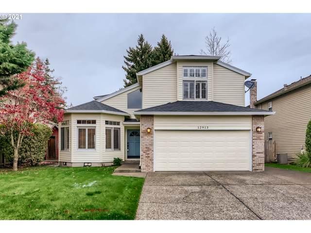 12913 SW Bedford St, Portland, OR 97224 (MLS #21009554) :: Reuben Bray Homes