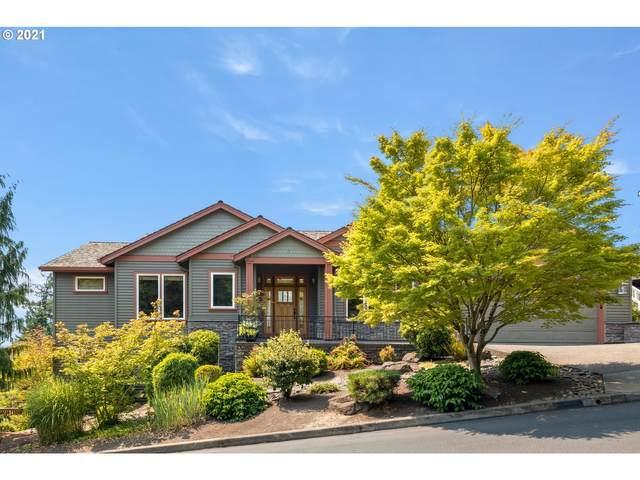 1811 NW Cedar Ridge Dr, Portland, OR 97229 (MLS #21009576) :: Townsend Jarvis Group Real Estate