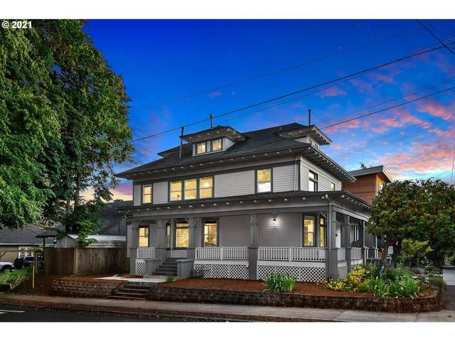 632 NE Going St, Portland, OR 97211 (MLS #21009601) :: Next Home Realty Connection