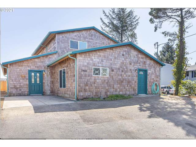 3960 Evergreen Ave, Depoe Bay, OR 97341 (MLS #21009675) :: Holdhusen Real Estate Group