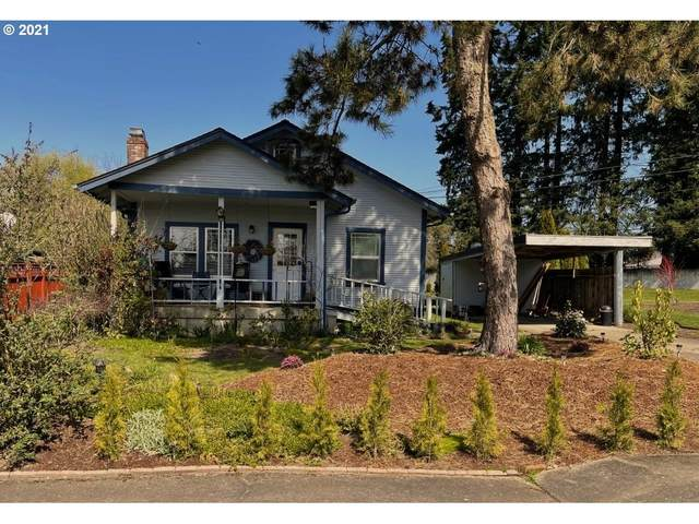 210 Rosewood St, Woodland, WA 98674 (MLS #21009763) :: Brantley Christianson Real Estate