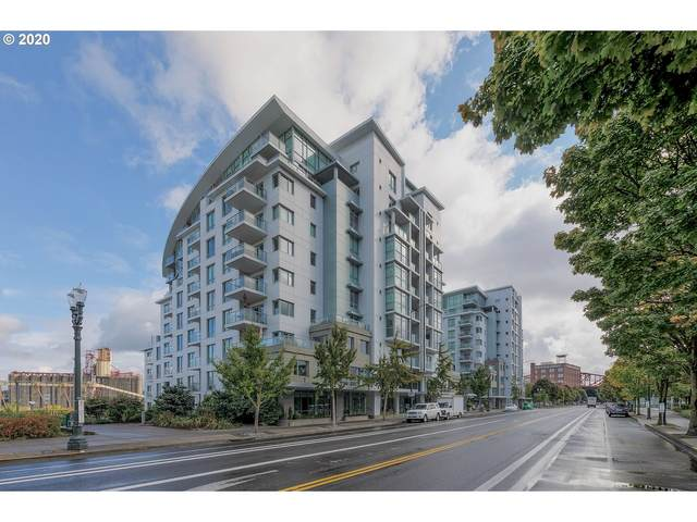 1310 NW Naito Pkwy 802A, Portland, OR 97209 (MLS #21009802) :: Cano Real Estate