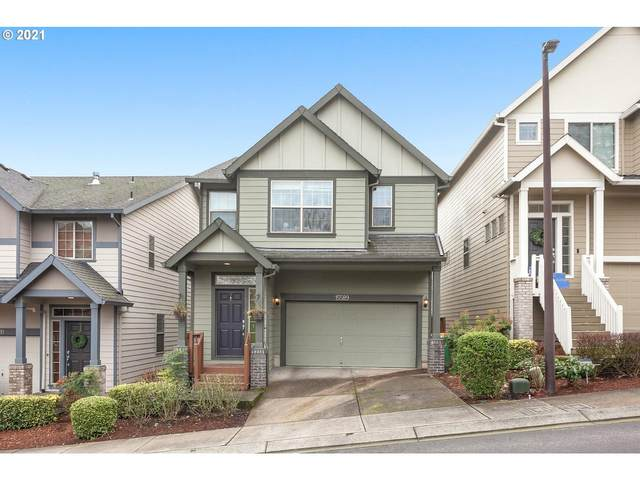 15589 SW Stone Ridge Cir, Beaverton, OR 97007 (MLS #21010091) :: Fox Real Estate Group
